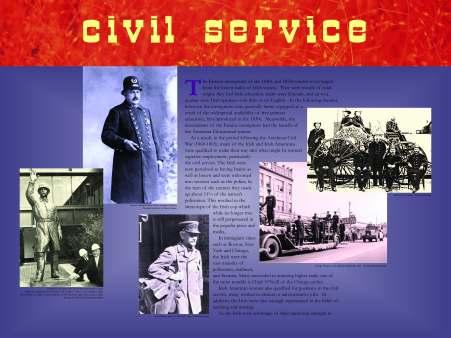 16 civil service