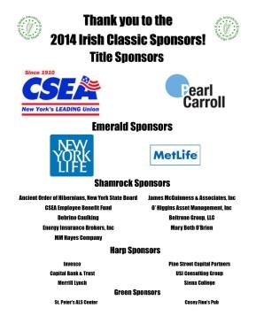 sponsor sheet
