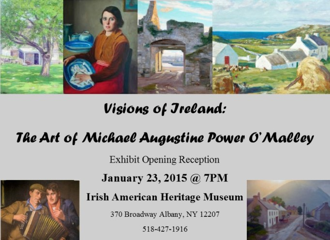 visions of ireland save the date