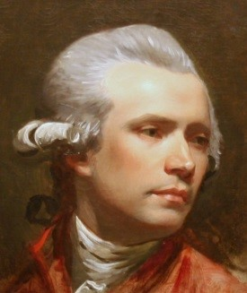Portrait of John Singleton Copley