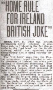 November 21, 1916