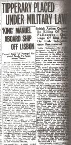 January 22, 1919