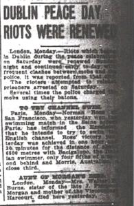 July 21, 1919