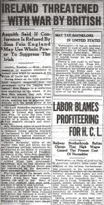 May 7, 1920